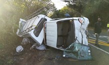 KwaZulu-Natal: Two injured in North Coast rollover