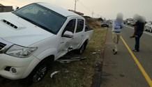 Two injured in Richmond crash