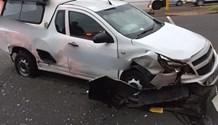 Three injured in Glenwood crash