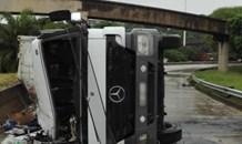 KwaZulu-Natal: One dead another injured in Congella truck crash