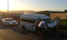 KZN: Pedestrians seriously injured in Taxi crash