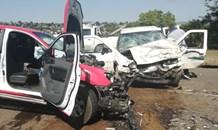 KwaZulu-Natal: Three injured in Pietermaritzburg crash