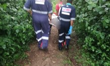 KZN: Hiker hospitalised after being injured on a trail.