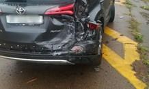 Durban: Taxi slams into SUV injuring four.