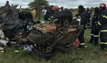 Fatal crash on the N1 in Limpopo.