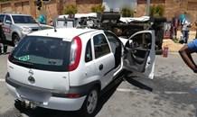 Gauteng: Three injured in Randburg crash