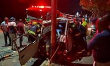 Gauteng: Seven injured in Parktown taxi crash