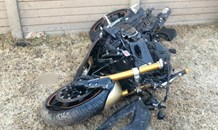 Gauteng: Two killed in car and bike collision