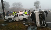 10 injured in a crash on Golf Road in Epworth Pietermaritzburg