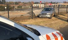 Gauteng: One vehicle collision in Vanderbijlpark