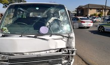 KwaZulu-Natal: Five injured in Pietermaritzburg taxi crash