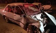Three injured in Midrand crash