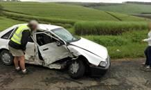 Pietermaritzburg: 6 injured in collision on Table Mountain road