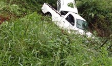 KwaZulu-Natal: Three injured in Pietermaritzburg rollover.