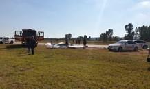 Gauteng: One critical in Pretoria plane crash