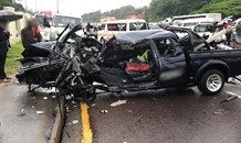 Multiple people injured in Durban North Crash
