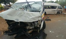 Gauteng: Ten injured in Soweto taxi collision