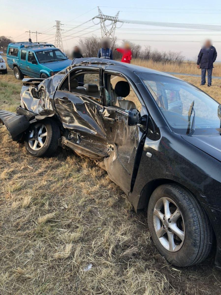 Gauteng: Woman airlifted following Vanderbijlpark crash