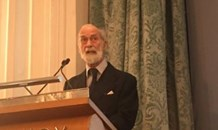 The World Health Organization receives Prince Michael International Road Safety Award for its significant contributions to global road safety across the Decade of Action