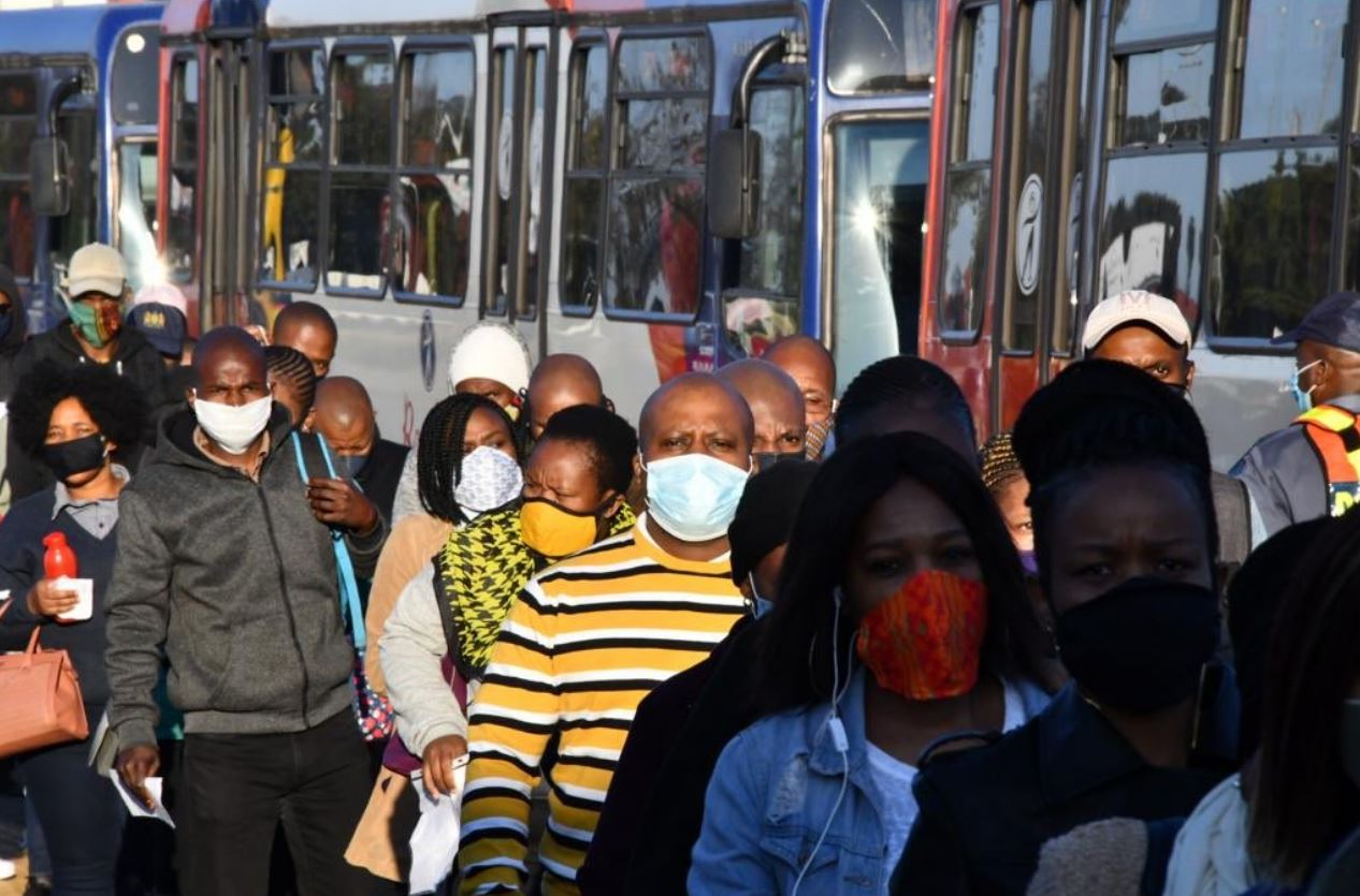 Transport during Level 4: Netstar partnership boosts passenger safety on Putco fleet