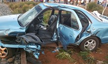 Man airlifted after R28 collision, Randfontein