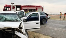 Adult and child killed in head-on collision, Vanderbijlpark