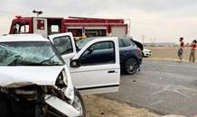 Adult and child killed in head-on collision, Vanderbijlpark
