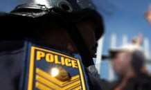 Kranskop alleged cop killers arrested.