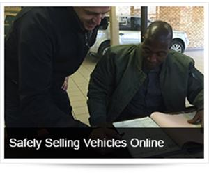 The Online Vehicle Retail Market and Safely Selling Vehicles Online