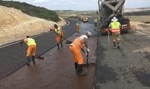 Stilbaai roadworks nearing completion