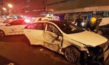 6 Car pile up leaves 3 injured, Durban