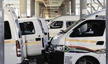 Minister Mbalula leads the National Taxi Lekgotla
