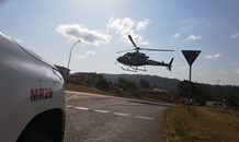 Teenager critical after fall from train south of Pietermaritzburg
