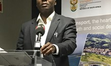 Transport Minister officiates at launch of the Free State provincial 2017 October Transport Month