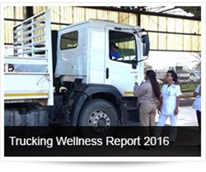 Trucking Wellness & HIV Treatment