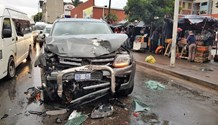 14 Injured, 1 killed in early morning crash on the corner of Warwick Avenue and Old Dutch Road in the City Centre