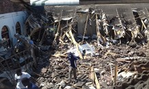 Worshippers Injured After Mosque Roof Collapses: Verulam, KZN