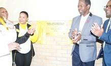 KZN Health MEC coveys gratitude to MTN SA for sponsorship of a R1,2 million multi-media centre