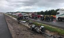 4 Dead, 3 Injured in head-on road crash on the N2, Mtunzini