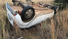 Two killed in a collision in Carletonville