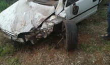 Man critically injured in single vehicle roll-over in Vanderbijlpark