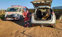 Mountain biker rescued from trail in Durbanville Hills in a serious condition