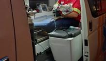 Newborn saved through quick response from Community, SAPS and Paramedics