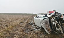 Kwazulu Private Ambulance Service responds to several road crashes during heavy rains in KZN