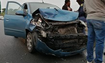 Five injured in collision on the N2 at Boboyi