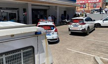 One person shot in an armed robbery in Durban