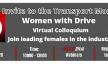 Red Alert! Women with Drive Colloquium