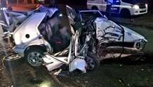 Driver killed in crash into a tree on ZK Matthews Road near Glenwood Boys High School, Durban