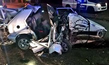 Driver killed in crash into a tree on ZK Matthews Road near Glenwood Boys High School, Durban
