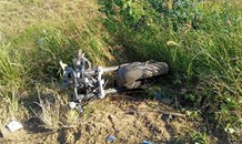 Biker killed in collision in Centurion